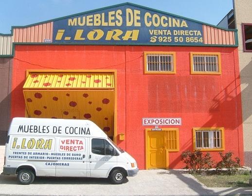 Nuestra Fábrica | Muebles de Cocina Lora. Cocinas baratas ...