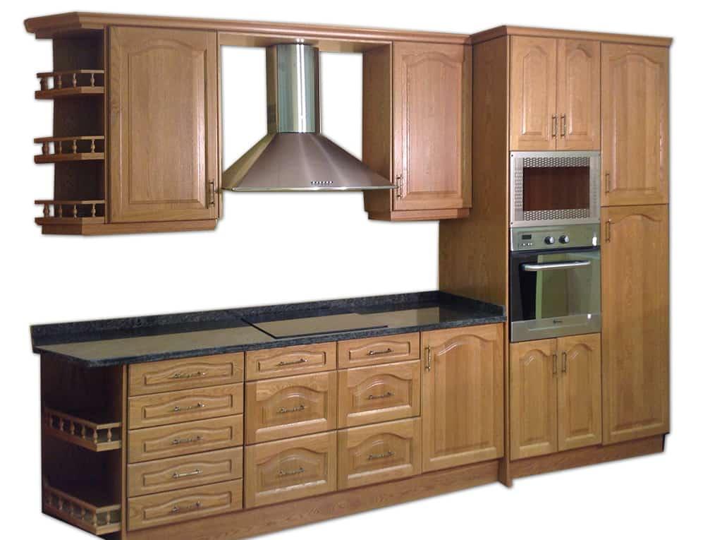 Muebles de cocina en polan toledo ideas for Muebles rusticos toledo
