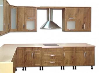 cocina modelo rstico with muebles cocina rusticos baratos