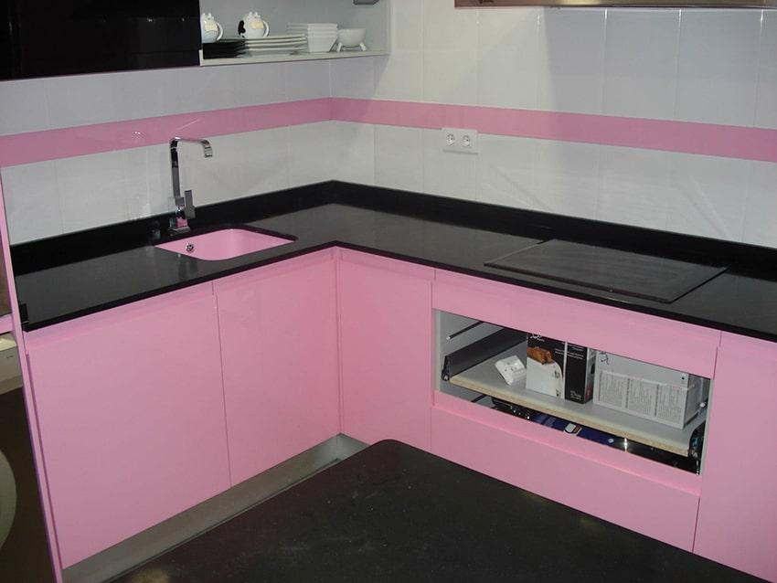 Encimera 12 muebles de cocina lora cocinas baratas para - Encimeras baratas cocina ...
