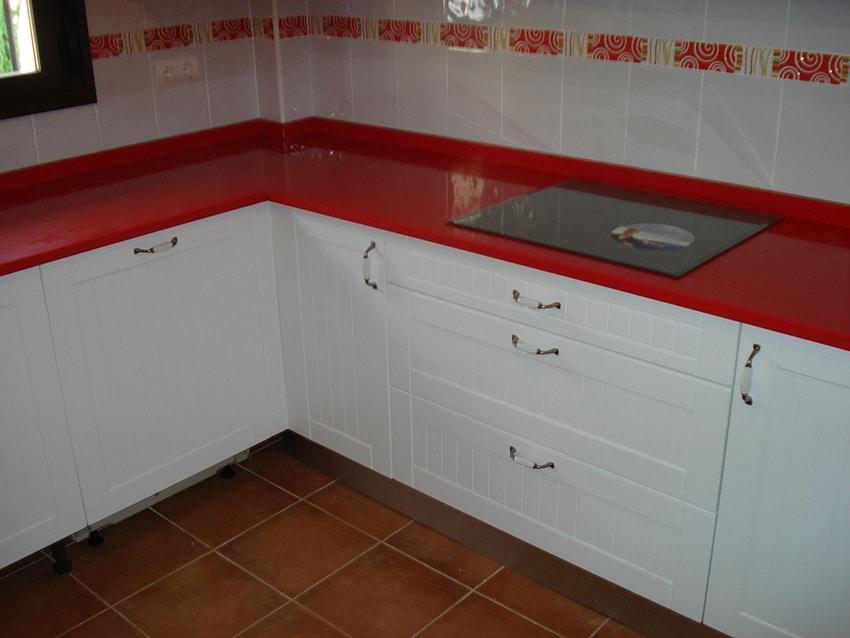 Encimeras muebles de cocina lora cocinas baratas para Encimeras de cocina de piedra baratas