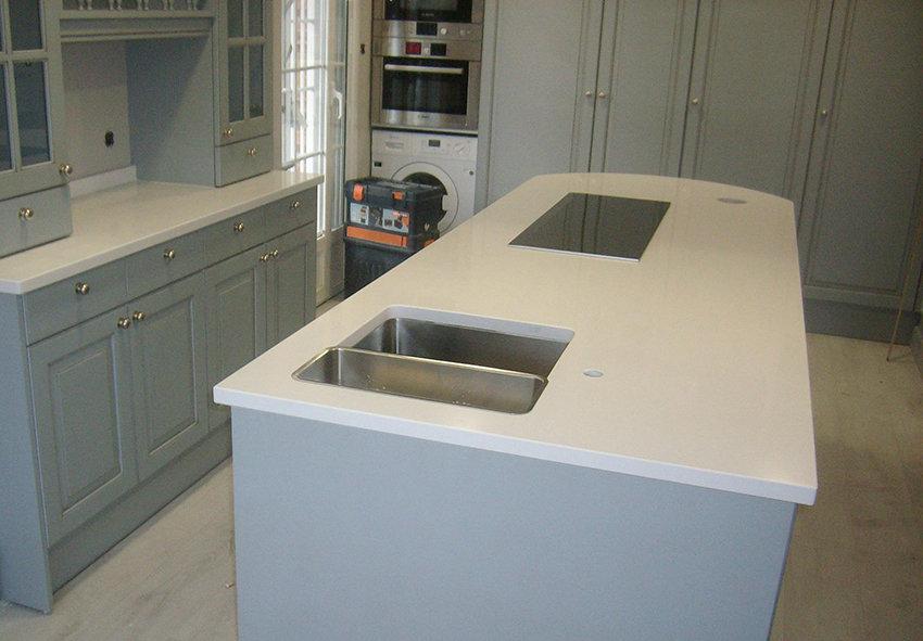 Encimera 22 muebles de cocina lora cocinas baratas para - Encimeras baratas cocina ...
