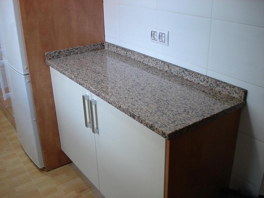 Encimera 7 muebles de cocina lora cocinas baratas para - Encimeras baratas de cocina ...