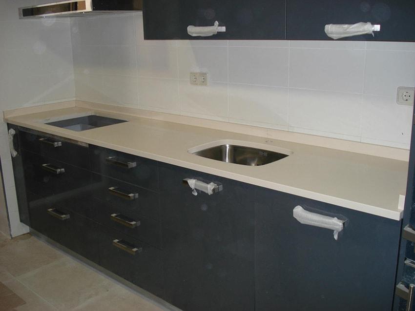 Encimera 9 muebles de cocina lora cocinas baratas para - Encimeras baratas cocina ...