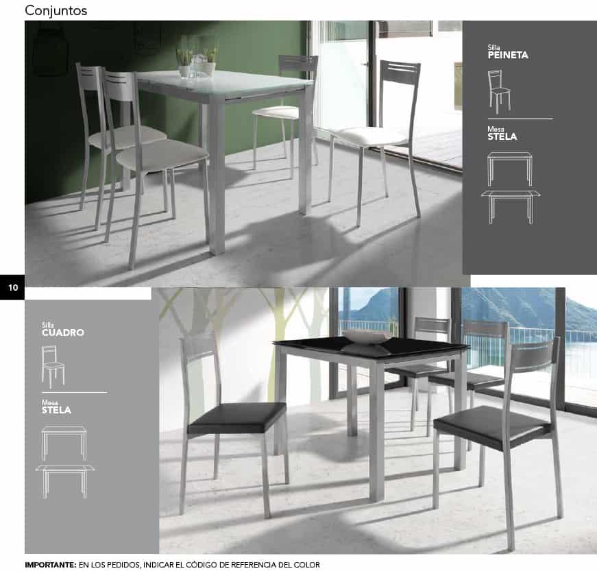 Catalogo pag10 muebles de cocina lora cocinas baratas for Muebles de cocina toledo
