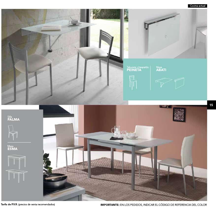 Catalogo pag15 muebles de cocina lora cocinas baratas for Catalogo cocinas baratas