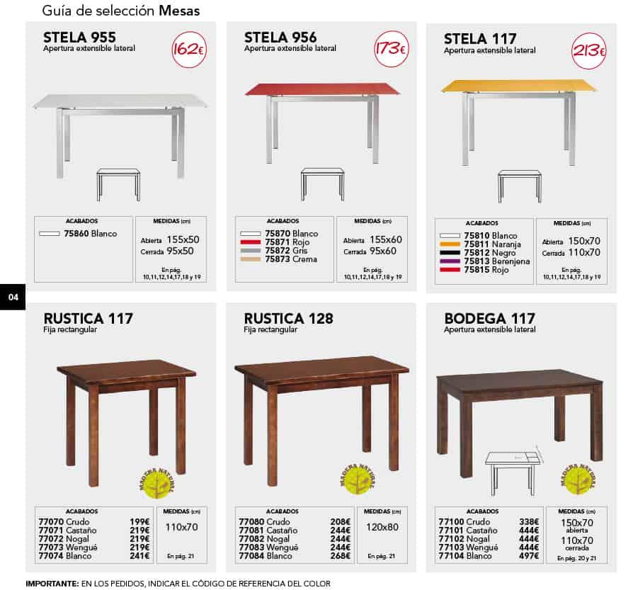 CATALOGO-pag4 | Muebles de Cocina Lora. Cocinas baratas para Toledo ...